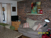 Renovated 1 Bedroom in Historic downtown building