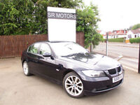2008 BMW 318 2.0 i Edition SE(HISTORY,FULL CREAM LEATHER)