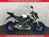 YAMAHA MT-125 MT 125 ABS MODEL GENUINE LOW MILEAGE 2016 16 PLATE