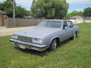 1983 Buick Lesabre Limited