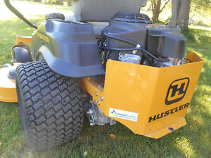 "60"" Hustler SD Zero Turn Mower Belleville Belleville Area image 1"