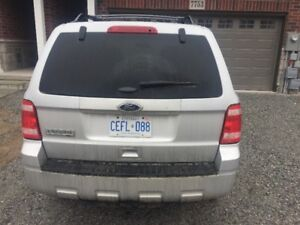 2011 FORD ESCAPE XLT 2.5 4CYL