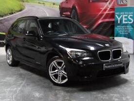 2012 BMW X1 XDRIVE20D M SPORT ESTATE DIESEL