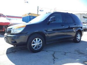 2003 Buick Rendezvous BLACK CXL SUV, Crossover