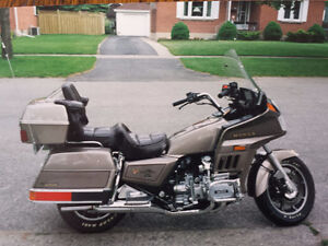 1984 HONDA GL1200 GOLDWING ASPENCADE FOR SALE