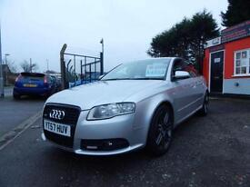 2007 Audi A4 2.0T FSI Quattro S Line Special Edition 4dr,Finance available,Px...