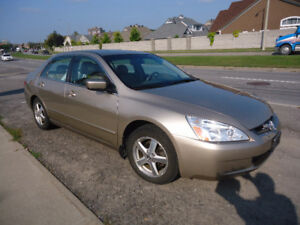 2003 Honda Accord EXL Comes With Sefety & E Test
