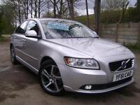 2011 Volvo S40 DRIVe [115] SE Edition 4dr 4 door Saloon