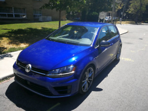 Golf R 2017 DSG ACC Lapiz Blue