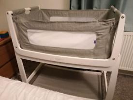 Snuz pod 3 with brand new mattress