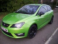 2015 (64 reg), Hatchback Seat Ibiza 1.2 TSI FR SportCoupe 3dr