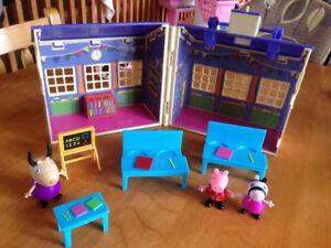 Peppa Pig School House