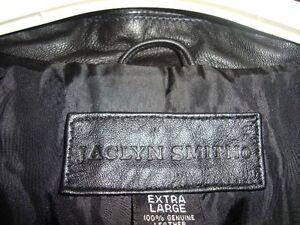 Beautiful Ladie's Genuine Leather Jacket (XL)