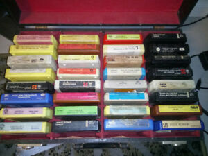 8 Track Collection