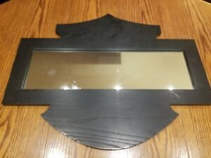 Harley Davidson Custom Wall Mirror