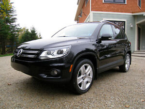 2012 Volkswagen Tiguan Comfortline 4Motion*Sport + Connectivity*
