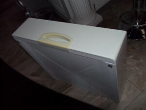 Dryer base 27x27 inches White in colour Kitchener / Waterloo Kitchener Area image 2