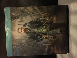 I am legend German steel book