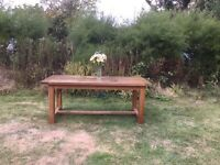 Classic French Oak Refectory Table