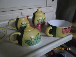 Individual tea service London Ontario image 2