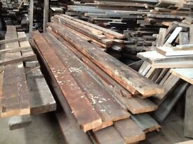 RECLAIMED TIMBER FOR SALE IN SWANAGE
