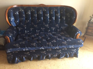 Moving Sale: Love Seat Couch