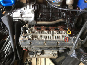 Motor and tranny for sale. 2004 Hyundai 2.0L 4 cylinder 5 speed