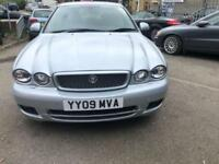 Jaguar X-TYPE 2.0D SE 4 DOOR - 2009 09-REG - FULL 12 MONTHS MOT