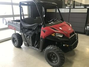 USED 2016 Polaris RANGER XP 570 Solar Red Only $10,500 + Tax