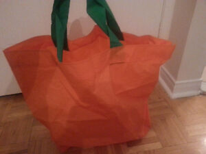 Halloween Trick or Treat Bag / Shopping bag