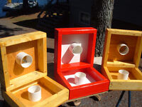 WASHER TOSS GAMES --$39.00