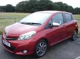 Toyota Yaris 1.3 VVT-I TREND NAV