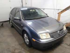 2003 VW Jetta for sale