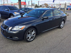 2007 Lexus GS GS450H Sedan