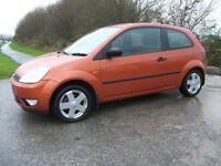 2004 04 FORD FIESTA 1.4 FLAME 16V 3D 80 BHP ** OPEN 7 DAYS **