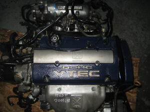 97 01 HONDA PRELUDE ACCORD H23A DHOC ENGINE JDM H23A VTEC MOTOR