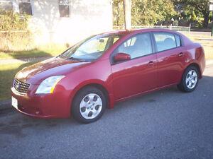 2009 Nissan Sentra FE Sedan