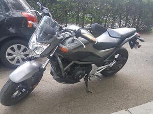 Moto Honda NC700S 2012 à vendre