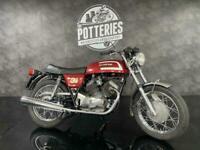Moto Morini 3 1/2 3.5 1974 classic retro restored Tax and MOT exempt