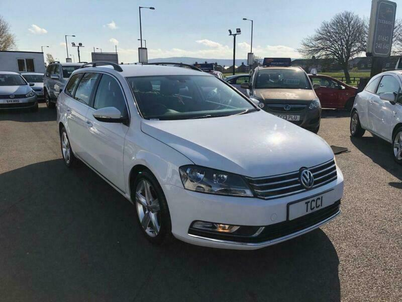 2012 Volkswagen Passat 1 6 TDI BlueMotion Tech SE 5dr | in Middlesbrough,  North Yorkshire | Gumtree