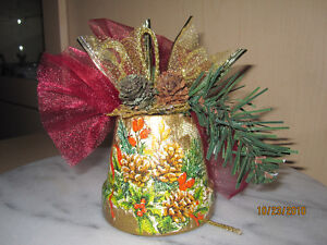 Beautiful Hand Crafted Christmas Decoration or Present London Ontario image 7