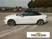 2010 Audi A5 3.0 S5 TFSI QUATTRO 2DR AUTOMATIC Convertible Petrol Automatic