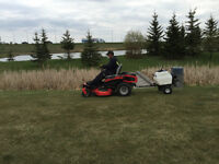 PROFESSIONAL LAWN CARE - FALL CLEAN UP-CORE AERATION