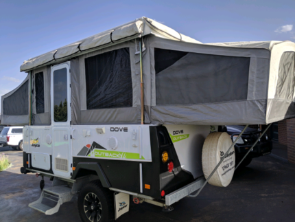 Jayco Dove Outback 2013. 6 mths rego. Fab condition Dubbo Dubbo Area Preview