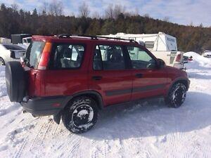 1997 Honda CRV AWD