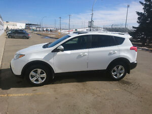 2014 Toyota RAV4 XLE SUV,  with reduced price