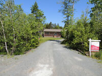 ICF constructed home on 3.9 acres Grand Lake/Enfield/Fall River