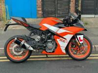 2017 KTM RC 125 LEANER LEGAL DELIVERY AVAILABLE P/X WELCOME NOT DUKE YZF R125