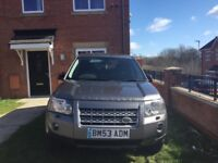 57 REG FREELANDER 2 GS TD4 LOW MILEAGE