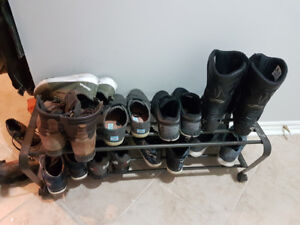 MOVING SALE - Shoe Rack